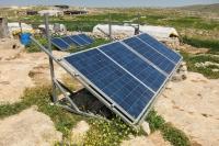 Wadi J'heish. Installation year: 2010. Photo: Noam Dotan, April 2011